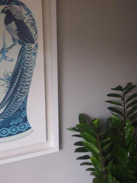 New plant/favourite print