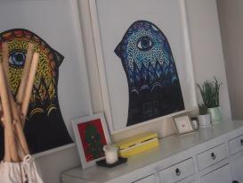Madeline Stamer's Bird prints